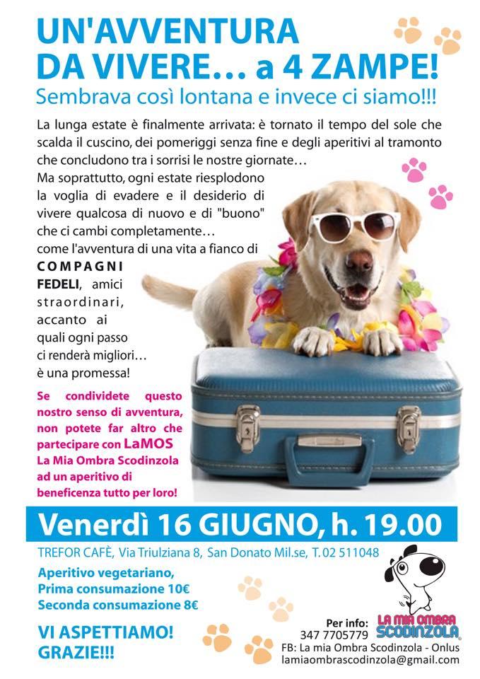 Aperitivo al Trefor - San Donato M.se 16 giugno 2017
