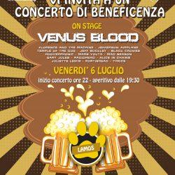 Venus Blood e Lamos @Impronta Birraia