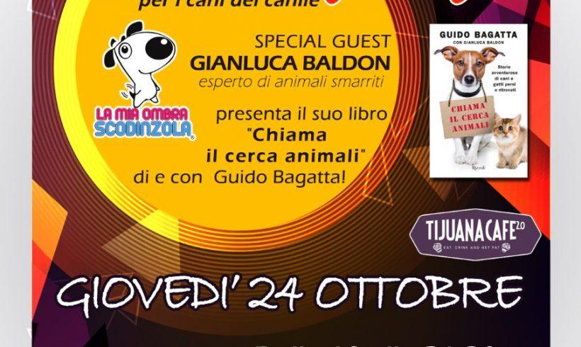 Aperitivo con Gianluca Baldon