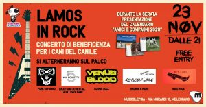 Lamos in rock